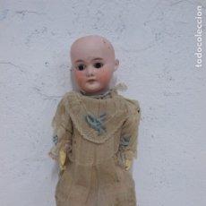 Muñecas Porcelana: ANTIGUA MUÑECA ALEMANA. ARMAND MARSEILLE, 1894 A.M. DEP MADE IN GERMANY 2. Lote 180485027
