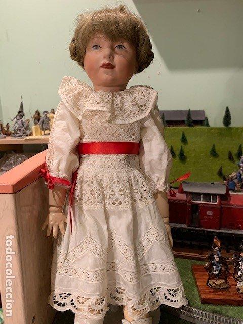 Muñecas Porcelana: Muñeca Kammer & Reinhard, o k&r , kr - Foto 2 - 181167513