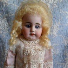 Muñecas Porcelana: EARLY O TEMPRANA MUÑECA DE PORCELANA SIMON HALBIG 1880. Lote 182844738