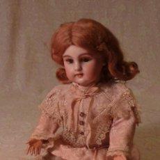 Muñecas Porcelana: MUÑECA DEP / MODELO 3 - ALEMANIA - CABEZA DE PORCELANA Y ARTICULADA. Lote 183586685