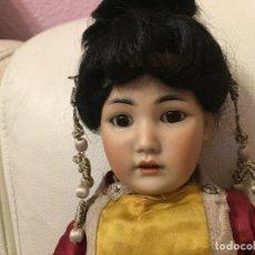 Muñecas Porcelana: PRECIOSISIMA SIMÓN HALBING 1329. Lote 184048753