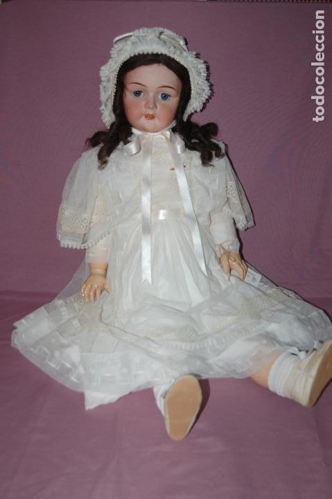Muñecas Porcelana: MUÑECA ALEMANA JP - Foto 3 - 184475840