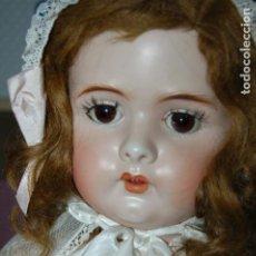 Muñecas Porcelana: MUÑECA LEHMANN & CIA. Lote 184476655