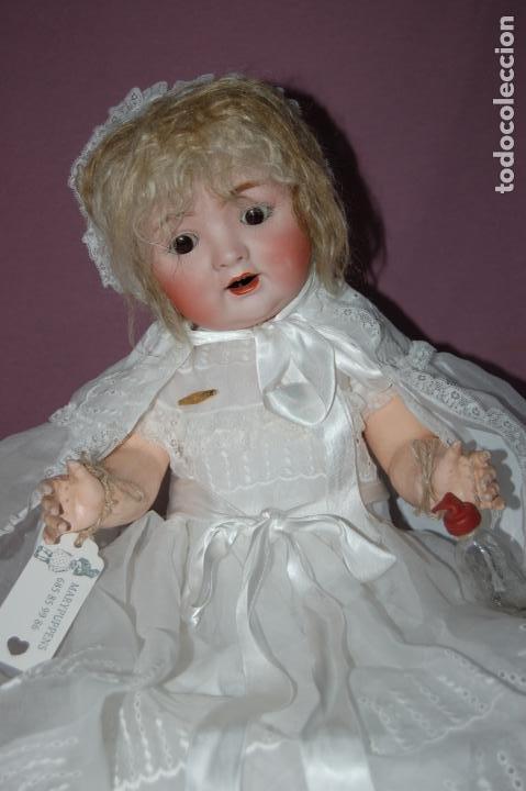 Muñecas Porcelana: bebé alemán catterffelder puppenfabrik 263 - Foto 2 - 184477437