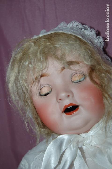 Muñecas Porcelana: bebé alemán catterffelder puppenfabrik 263 - Foto 7 - 184477437