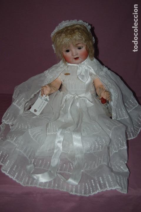 Muñecas Porcelana: bebé alemán catterffelder puppenfabrik 263 - Foto 13 - 184477437