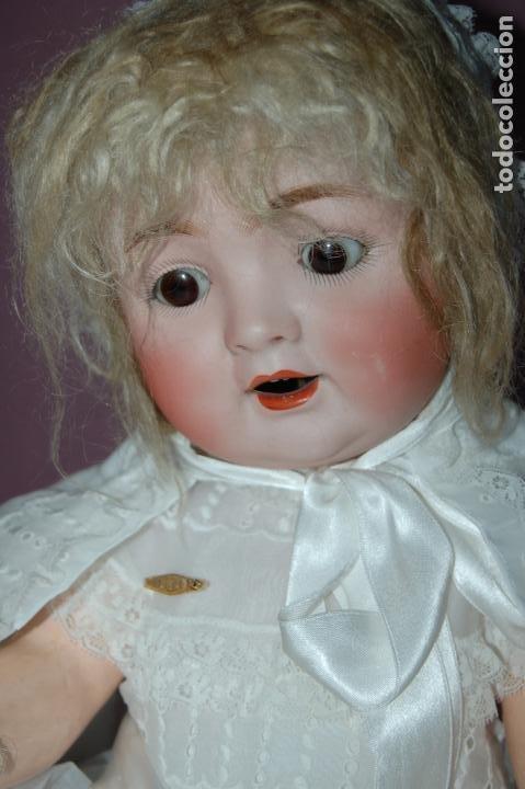 Muñecas Porcelana: bebé alemán catterffelder puppenfabrik 263 - Foto 14 - 184477437