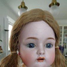 Bonecas Porcelana: ESPLÉNDIDA MUÑECA KAMMER & REINHART- SIMON & HALBIG, 70 CM. Lote 184481552