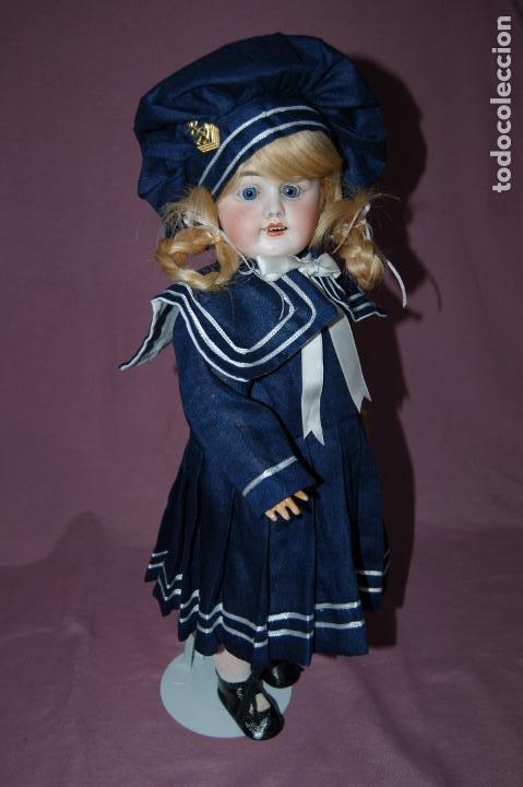 Muñecas Porcelana: muñeca marcada con una R - Foto 3 - 184636973