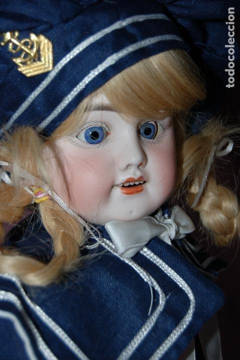 Muñecas Porcelana: muñeca marcada con una R - Foto 4 - 184636973