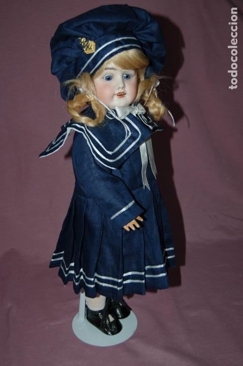 Muñecas Porcelana: muñeca marcada con una R - Foto 5 - 184636973