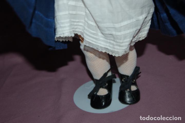 Muñecas Porcelana: muñeca marcada con una R - Foto 6 - 184636973