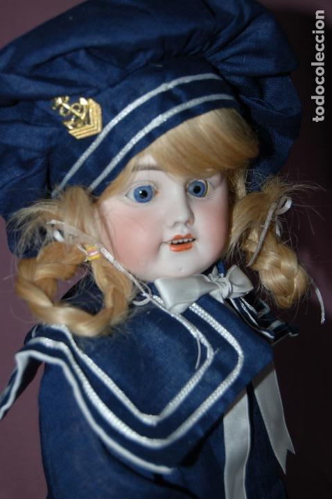 Muñecas Porcelana: muñeca marcada con una R - Foto 7 - 184636973