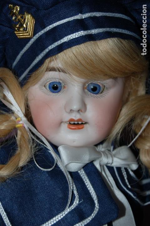 Muñecas Porcelana: muñeca marcada con una R - Foto 8 - 184636973