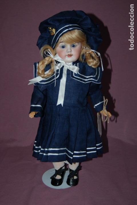 Muñecas Porcelana: muñeca marcada con una R - Foto 9 - 184636973