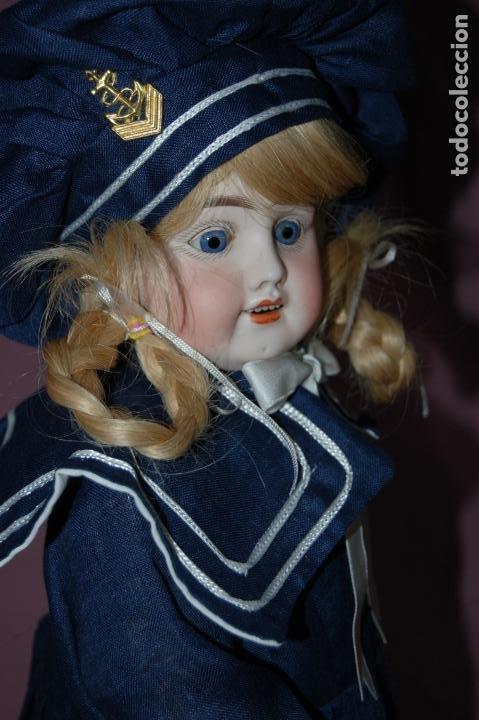 Muñecas Porcelana: muñeca marcada con una R - Foto 11 - 184636973