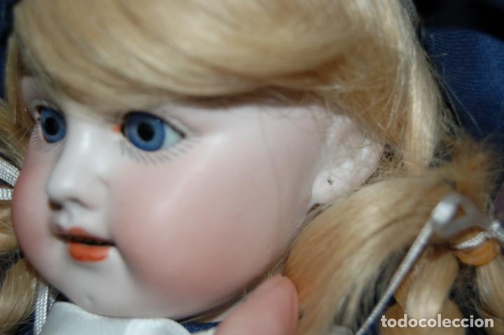 Muñecas Porcelana: muñeca marcada con una R - Foto 12 - 184636973