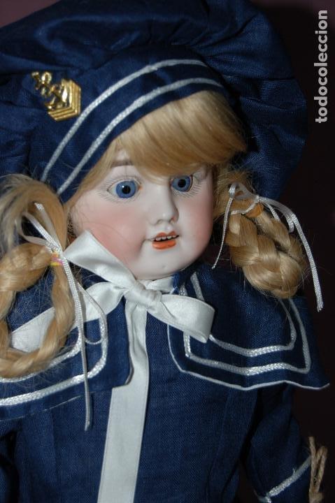 Muñecas Porcelana: muñeca marcada con una R - Foto 14 - 184636973