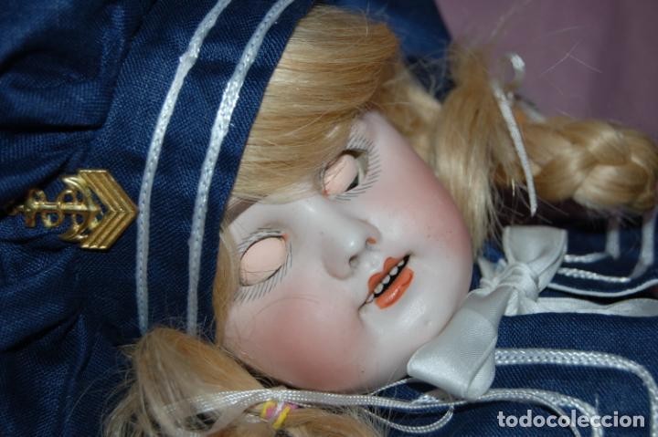 Muñecas Porcelana: muñeca marcada con una R - Foto 15 - 184636973