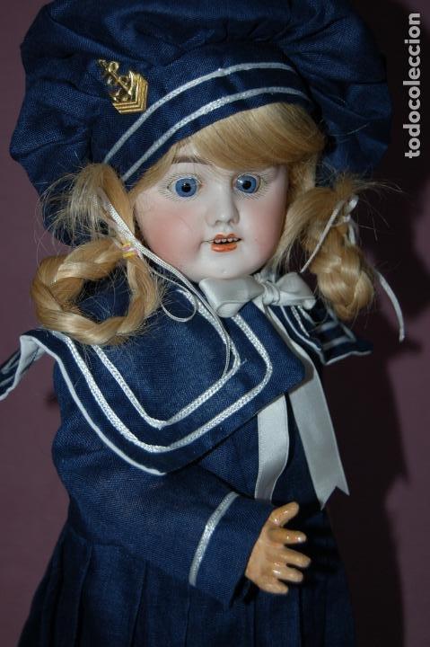 Muñecas Porcelana: muñeca marcada con una R - Foto 16 - 184636973