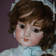 Muñecas Porcelana: MUÑECA DEP. Lote 184645447