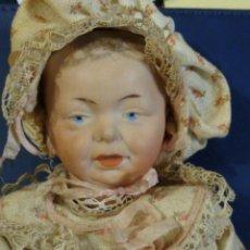 Muñecas Porcelana: BEBE DE CARÁCTER PORCELANA ALEMÁN. KAMMER _ REINHARDT. ROPA ORIGINAL.. Lote 187427771