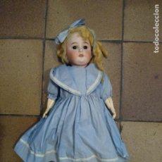 Muñecas Porcelana: ARMAND MARSEILLE 1894 AM UNOS 47 CM ROPA ORIGINAL DE ÉPOCA . Lote 187610017
