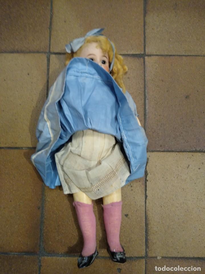 Muñecas Porcelana: Armand Marseille 1894 AM unos 47 cm ropa original de época - Foto 5 - 187610017