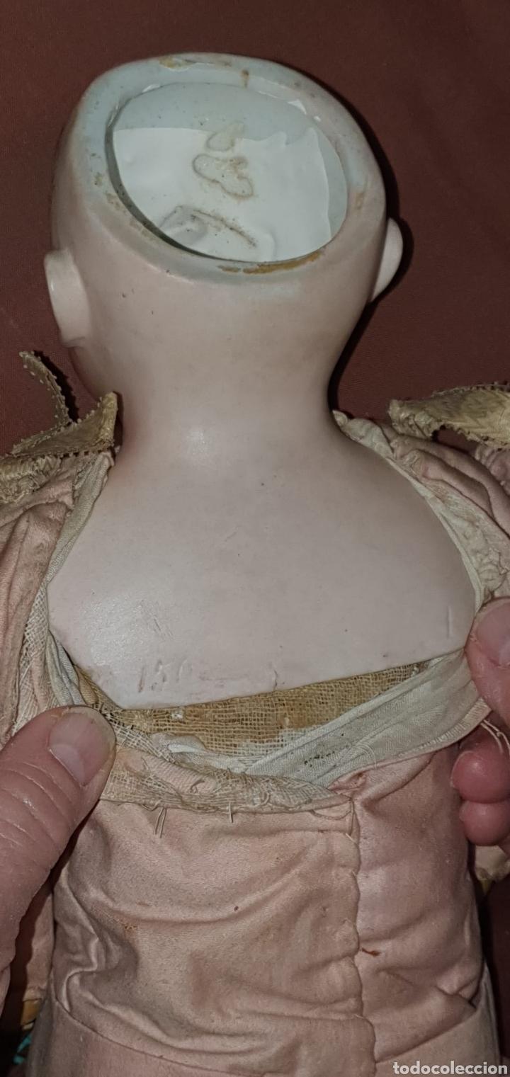 Muñecas Porcelana: Antigua Muñeca Alemana de Porcelana - Leer Descripción - - Foto 17 - 92394250