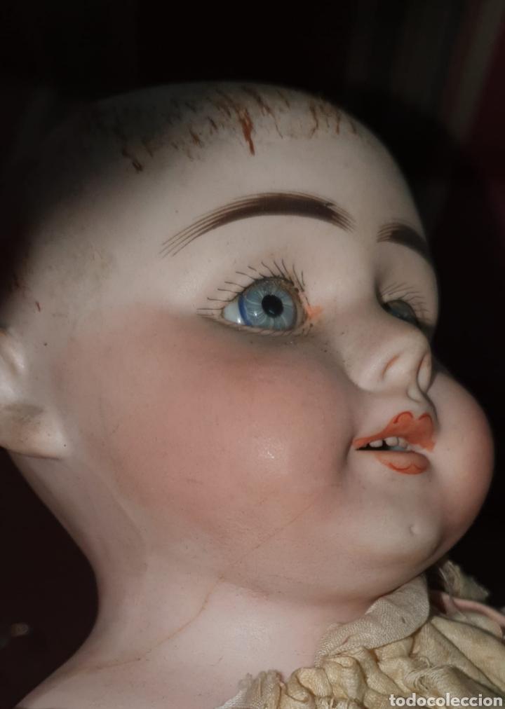 Muñecas Porcelana: Antigua Muñeca Alemana de Porcelana - Leer Descripción - - Foto 19 - 92394250