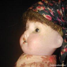 Muñecas Porcelana: ANTIGUA MUÑECA DE PORCELANA ALEMANA FRANZ SCHMIDT 1890-1937. Lote 189527402