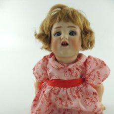 Poupées Porcelaine: ANTIGUA MUÑECA ALEMANA SIMON & HALBIG 126 . Lote 191030403