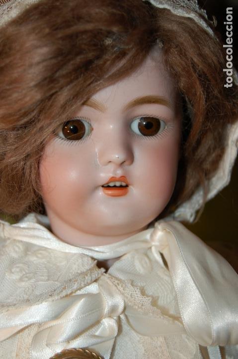 Muñecas Porcelana: automata a cuerda Fleischmann & Bloedel cabeza simon halbig - Foto 17 - 127579715