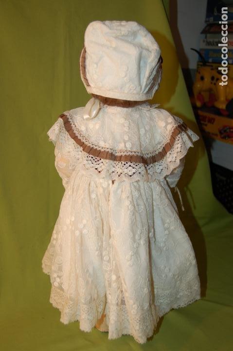 Muñecas Porcelana: automata a cuerda Fleischmann & Bloedel cabeza simon halbig - Foto 24 - 127579715