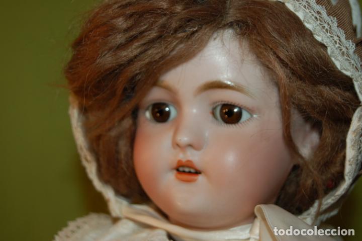 Muñecas Porcelana: automata a cuerda Fleischmann & Bloedel cabeza simon halbig - Foto 30 - 127579715