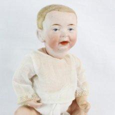Muñecas Porcelana: BEBÉ CARÁCTER CON CABELLO INSUFLADO. LEWIN-FUNKE PARA KÄMMER & REINHARD 1909. EDEN BEBÉ. Lote 191571767