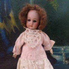 Poupées Porcelaine: PEQUEÑA MUÑECA ANTIGUA SIMON HALBIG. Lote 191909047