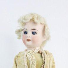 Muñecas Porcelana: MUÑECO ALEMÁN JEAN FARKAS PORCELANA CUERPO COMPOSICIÓN OJOS DE CRISTAL MOZART COLECCIONISTAS. Lote 192866025