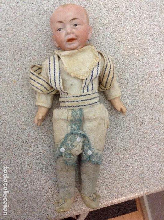 Muñecas Porcelana: MUÑECO KAISER - Foto 3 - 193064726