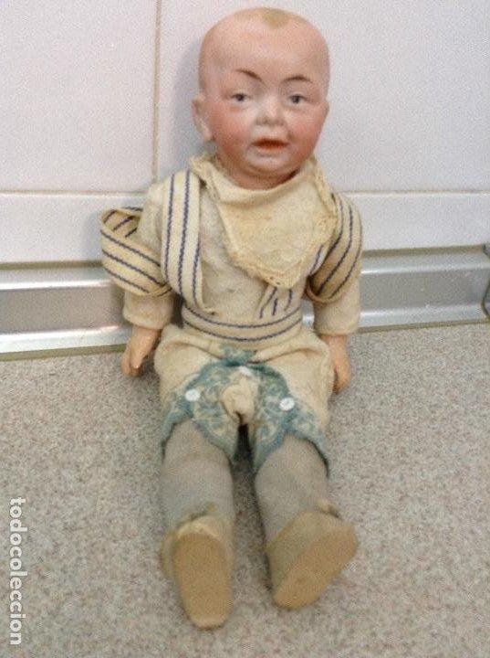 Muñecas Porcelana: MUÑECO KAISER - Foto 4 - 193064726