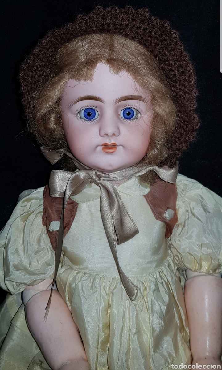 MUÑECA ARMAND MARSEILLE 1894- 1900 (Juguetes - Muñeca Extranjera Antigua - Porcelana Alemana)