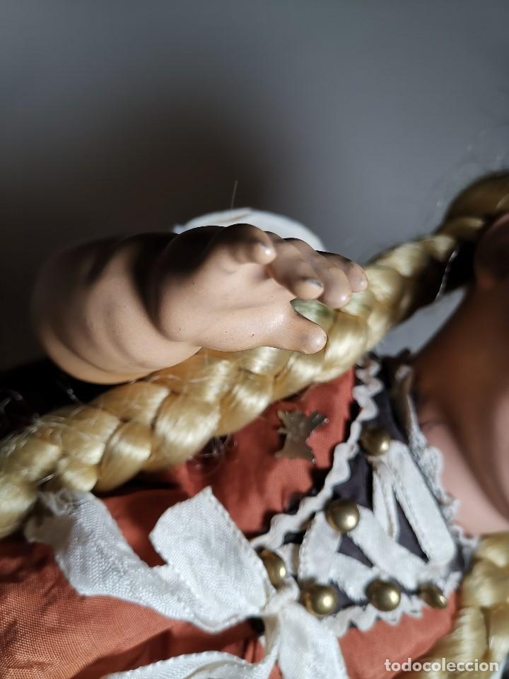 Muñecas Porcelana: ANTIGUA MUÑECA ALEMANA KWG, 133/13 KERAMISCHE WERKE GRAFENHAIN 46CM AÑOS 20 A 30, PRECIOSA - Foto 27 - 193738931