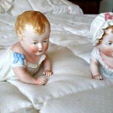 Muñecas Porcelana: BEBES PIANO DE PORCELANA POR MERCEDES SOS. Lote 194072805