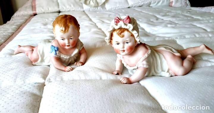Muñecas Porcelana: BEBES PIANO DE PORCELANA por MERCEDES SOS - Foto 3 - 194072805
