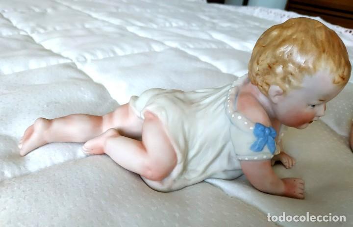 Muñecas Porcelana: BEBES PIANO DE PORCELANA por MERCEDES SOS - Foto 5 - 194072805