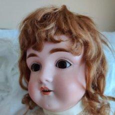 Muñecas Porcelana: MUÑECA ANTIGUA KESTNER 64 CM. Lote 194207532