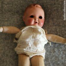 Muñecas Porcelana: ANTIGUO MUÑECO ALEMAN. Lote 194304813