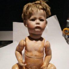 Muñecas Porcelana: SIMON & HALBIG CON KAMMER & REINHARDT 115A. Lote 194334141
