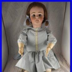 Muñecas Porcelana: MUÑECA SIMON & HALBIG 1078 15 DE 82 CM DE ALTA. Lote 194349425