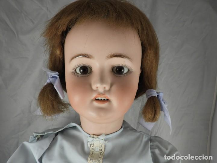 Muñecas Porcelana: MUÑECA SIMON & HALBIG 1078 15 DE 82 CM DE ALTA - Foto 2 - 194349425